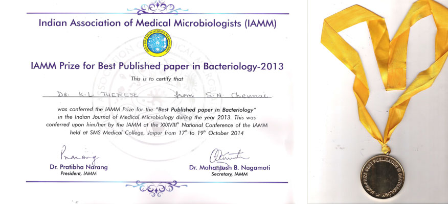 microbiology research paper 2011 South asian journal of research in microbiology ' british microbiology research journal ' continued as ' microbiology research journal in 2011 , tot.