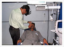 Indirect Ophthalmoscope